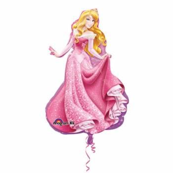 Ballon géant hélium Princesse Aurore