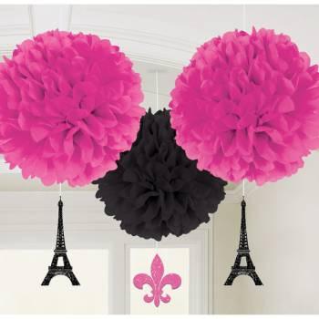 3 Froufrous à suspendre Paris