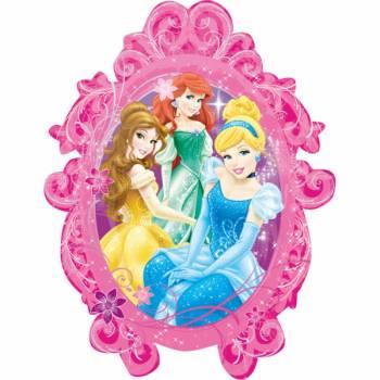 Ballon géant Miroir Princesse Disney