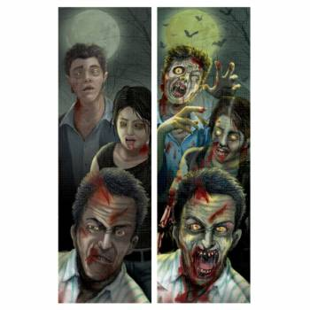 Tableau changeant Zombies
