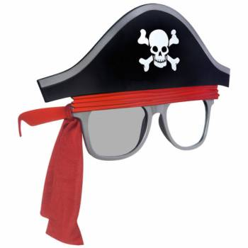 Lunette originale Pirate
