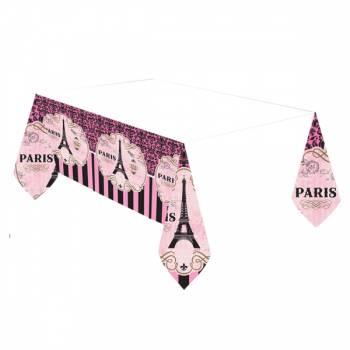 Nappe en plastique Paris