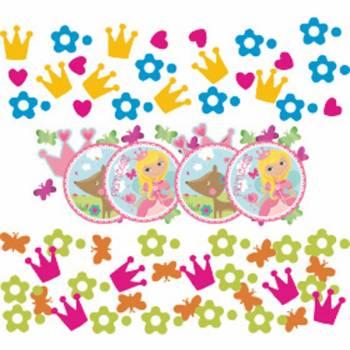 Confettis de table Princesse des bois