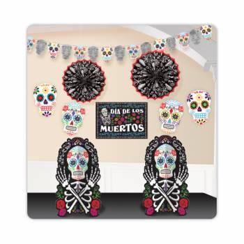 Kit décor ambiance Santa Muerte