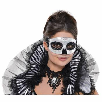 Masque vénitien mort