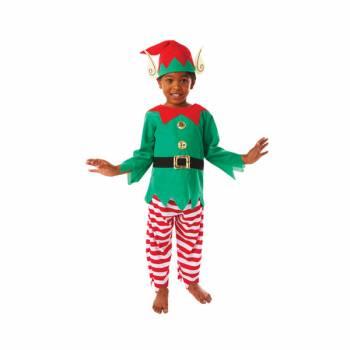 Déguisement enfant Lutin de Noël 3 5ans