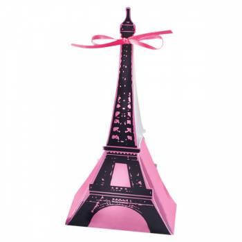 12 Boites à dragées Tour Eiffel