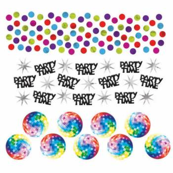 Confettis Disco 70's