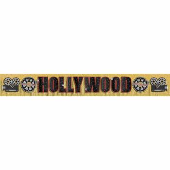 Banderole géante Hollywood