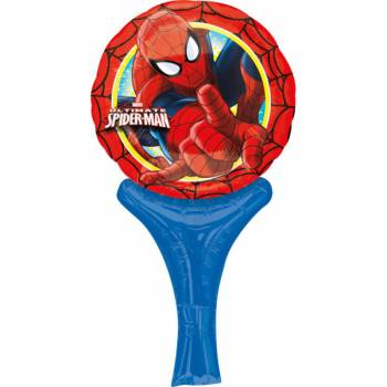 Mini ballon Spiderman