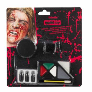 Set maquillage complet zombie