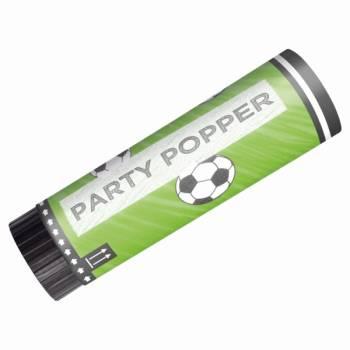 Canons à confettis foot party