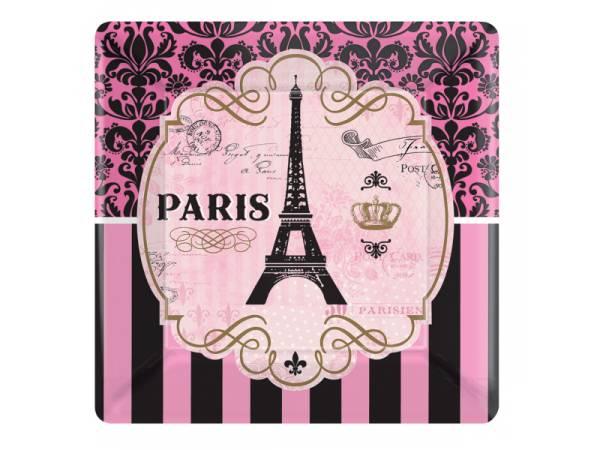 Assiettes à dessert Paris