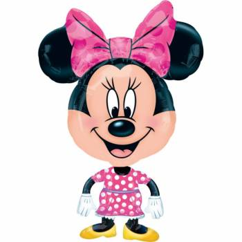 Ballon Airwalker Minnie