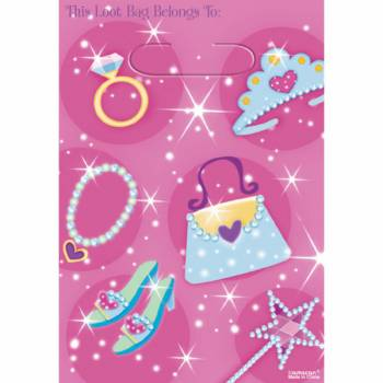 8 sachets Princesse Fashion