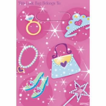 8 sachets Princesse Fashion
