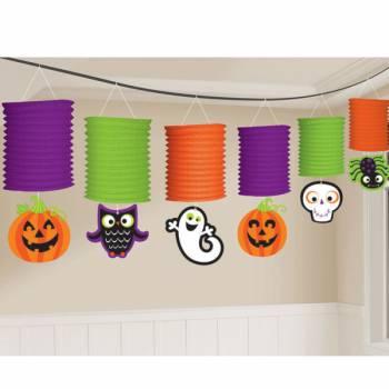 Guirlande de lanternes Halloween