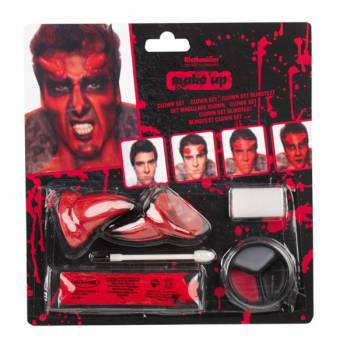 Set maquillage complet diable