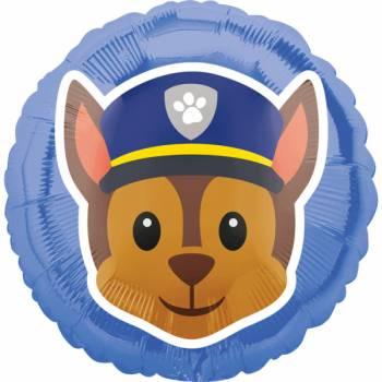 Ballon hélium emoji pat patrouille