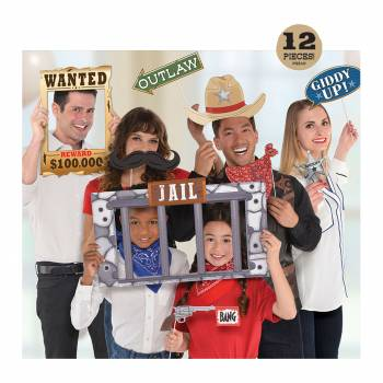 Kit photobooth western