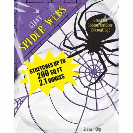 deco halloween toile d 39 araign e g ante. Black Bedroom Furniture Sets. Home Design Ideas