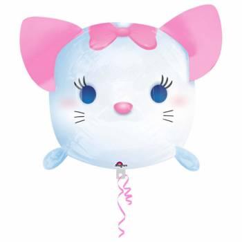 Ballon hélium Marie geek