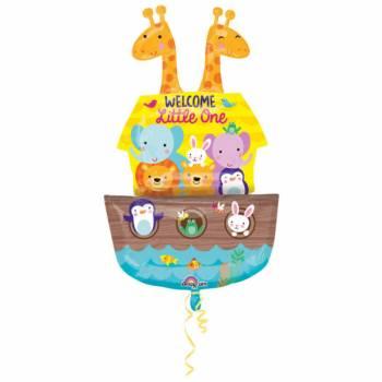 Ballon hélium géant Arche de Noé