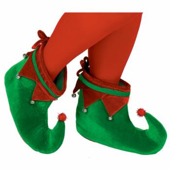 Chausson de lutin de Noël