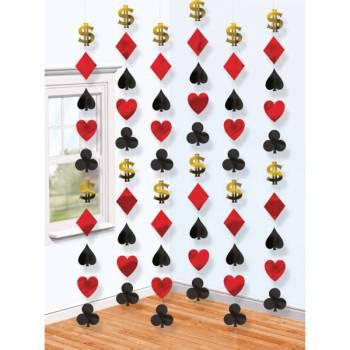 Guirlande dollars Vegas