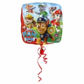 Ballon carrée Pat Patrouille