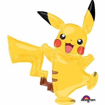 Ballon Airwalker Pokemon Pikatchu