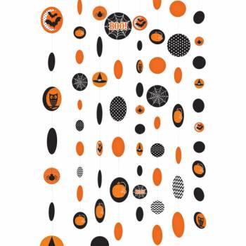 8 Suspensions fils Halloween