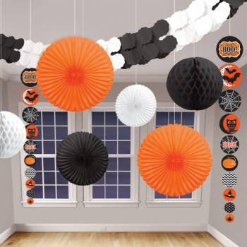 Kit decors Halloween