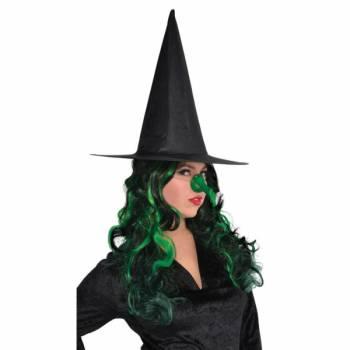 Nez de sorcière vert