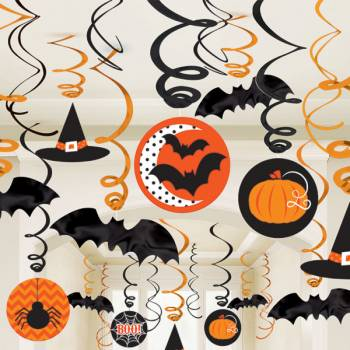 30 Suspensions moderne Halloween