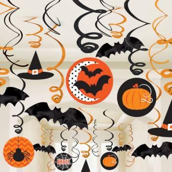 30 Suspensions moderne Halloween