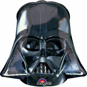 Ballon géant alu Star Wars Dark Vador