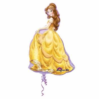 Ballon géant hélium Princesse Belle