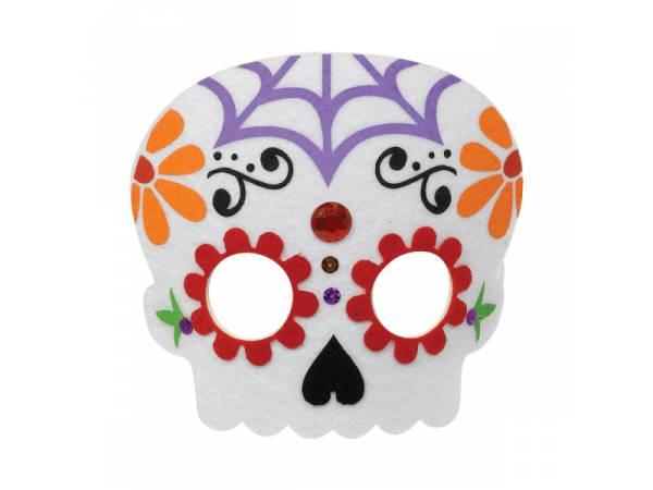Masque en feutrine chauve souris thema deco - Masque chauve souris a imprimer ...