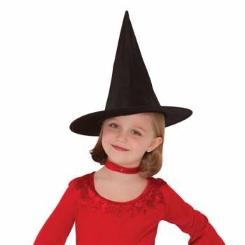 Chapeau de sorcière enfant classique