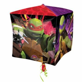 Ballon cube Tortues Ninja