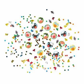 Confettis animaux de La Ferme