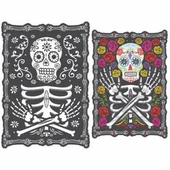 Tableau changeant Santa Muerte