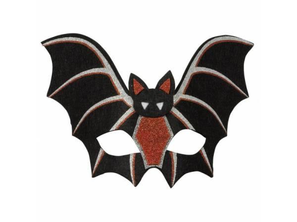 D guisement halloween masque en feutrine chauve souris - Masque chauve souris a imprimer ...