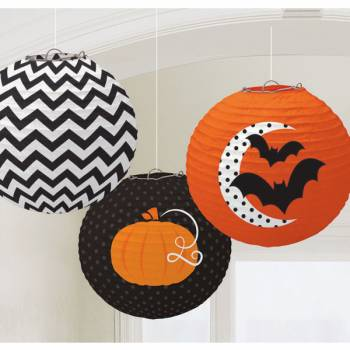 3 Lanternes Halloween