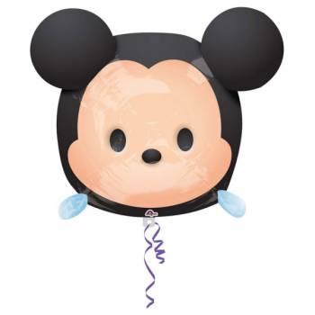 Ballon hélium Mickey geek