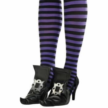 Couvre chaussure sorcière adulte