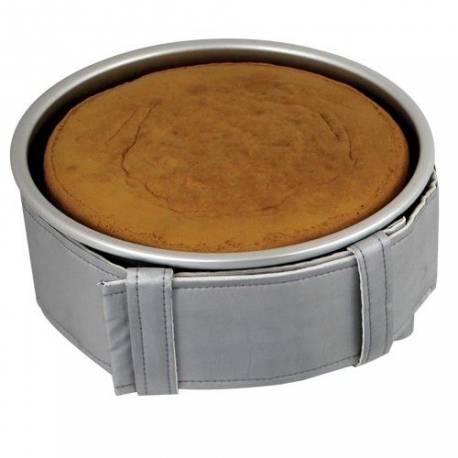 Les PME Level Baking Belts sont des outils parfaits pour la cuisson d'un gâteau. Les bandes de cuisson sont faciles à l'usage et elles...