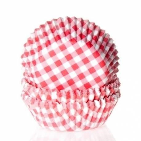 60 caissettes en papier à cupcakes prévu pour la cuissonA utiliser avec 1 moule à muffinsØ 5 cm hauteur 3 cm