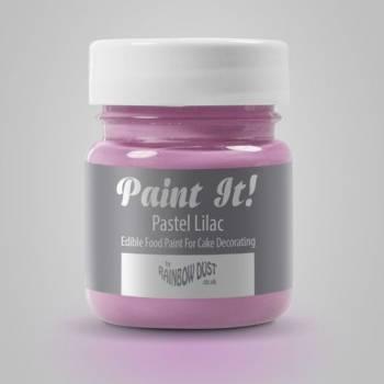 Peinture alimentaire Paint it pastel lilas